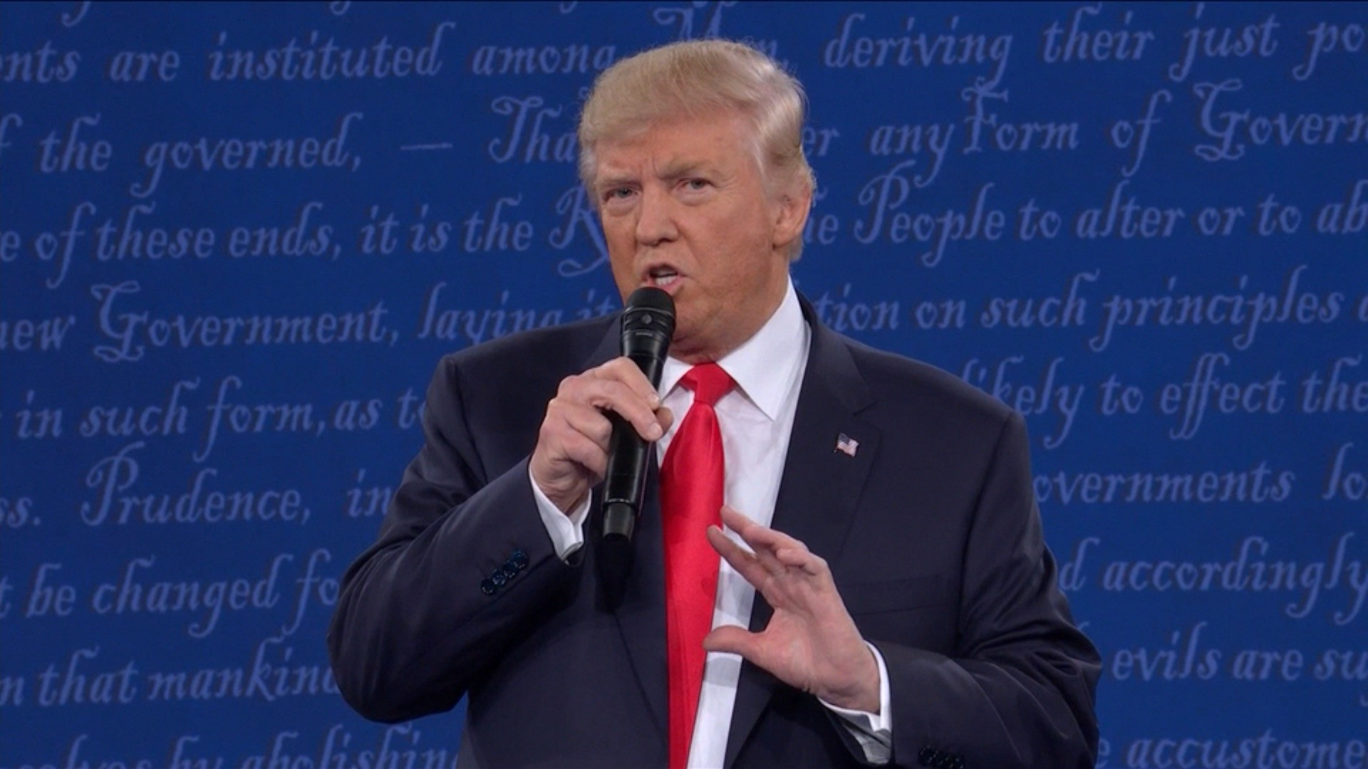 At second debate, Donald Trump accuses Bill Clinton of abusing women – The  Washington Post