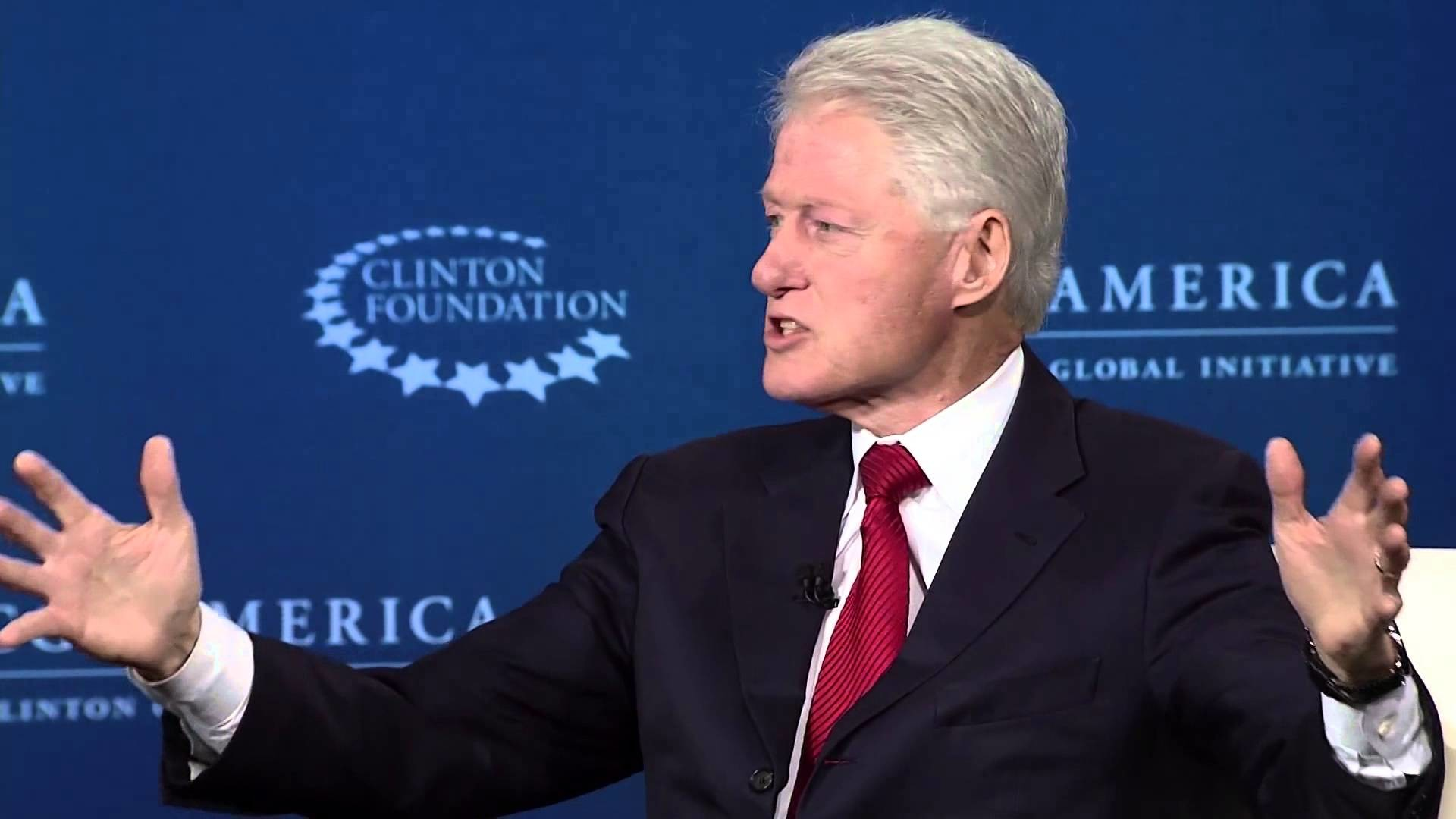 The Case for Economic Justice: President Bill Clinton and David Gregory