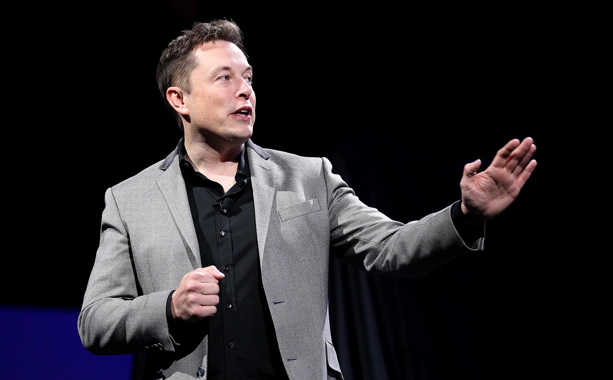 Elon Musk Background