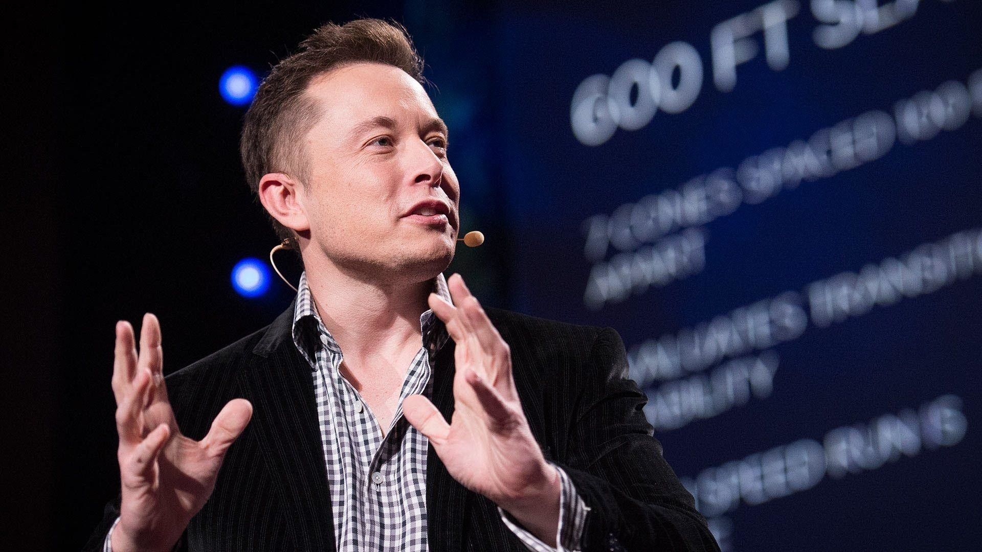 3 HD Elon Musk Wallpapers – HDWallSource.com