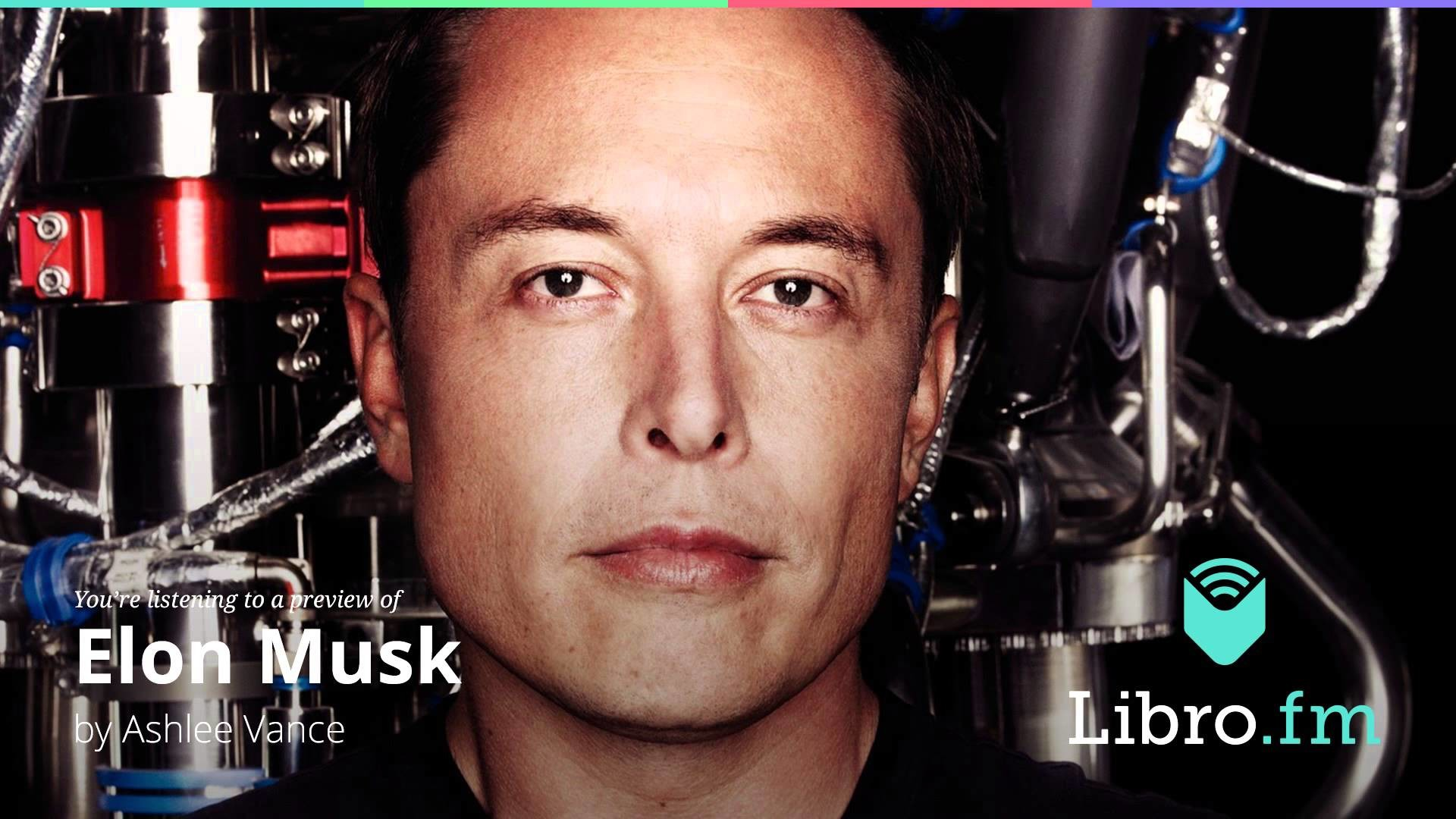Elon Musk by Ashlee Vance
