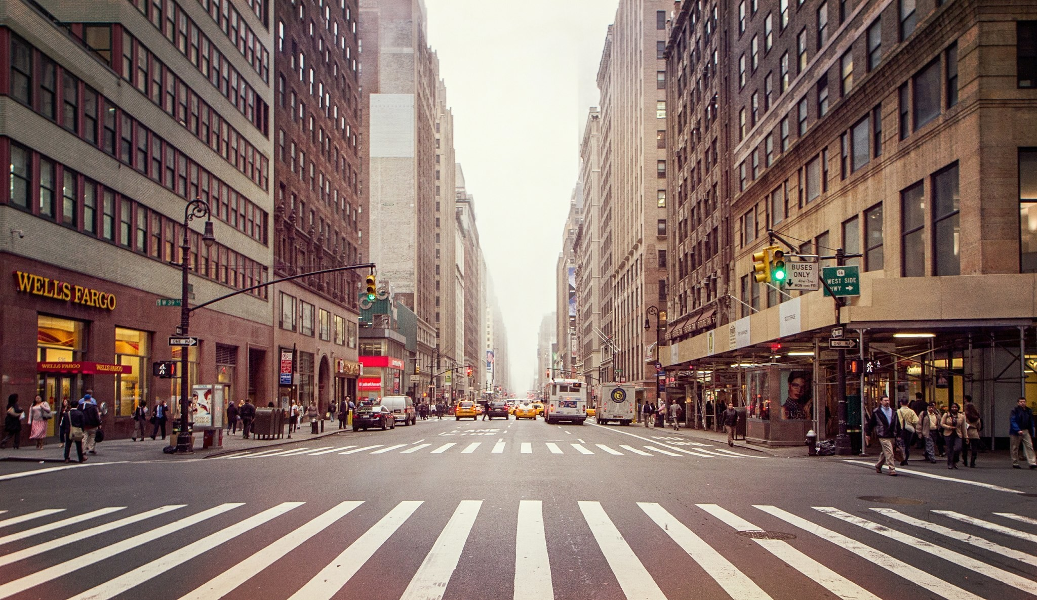 New York City Street Wallpapers 50 .