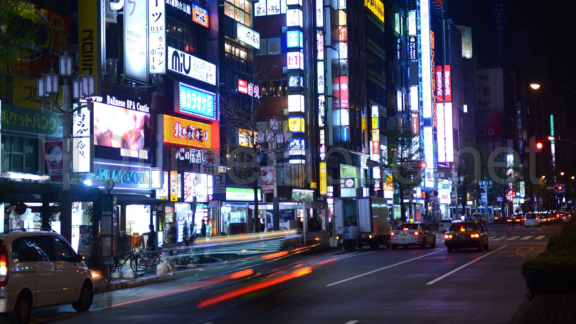 Image result for tokyo city streets