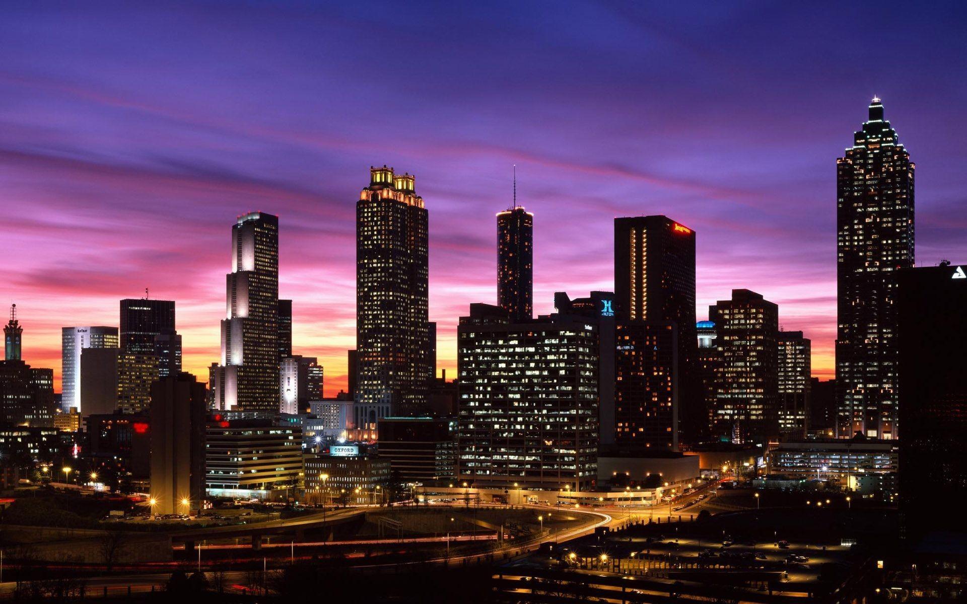 Night City Wallpaper | Landscape Wallpapers | Pinterest | Wallpaper and Hd  wallpaper