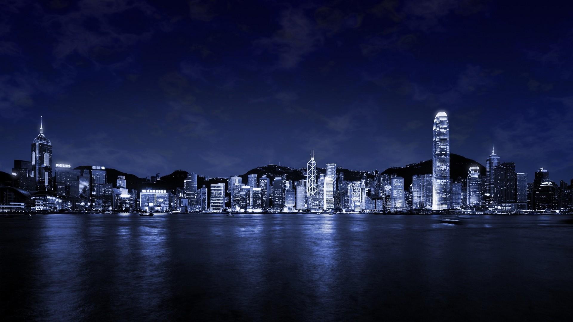 Night City Wallpapers Desktop