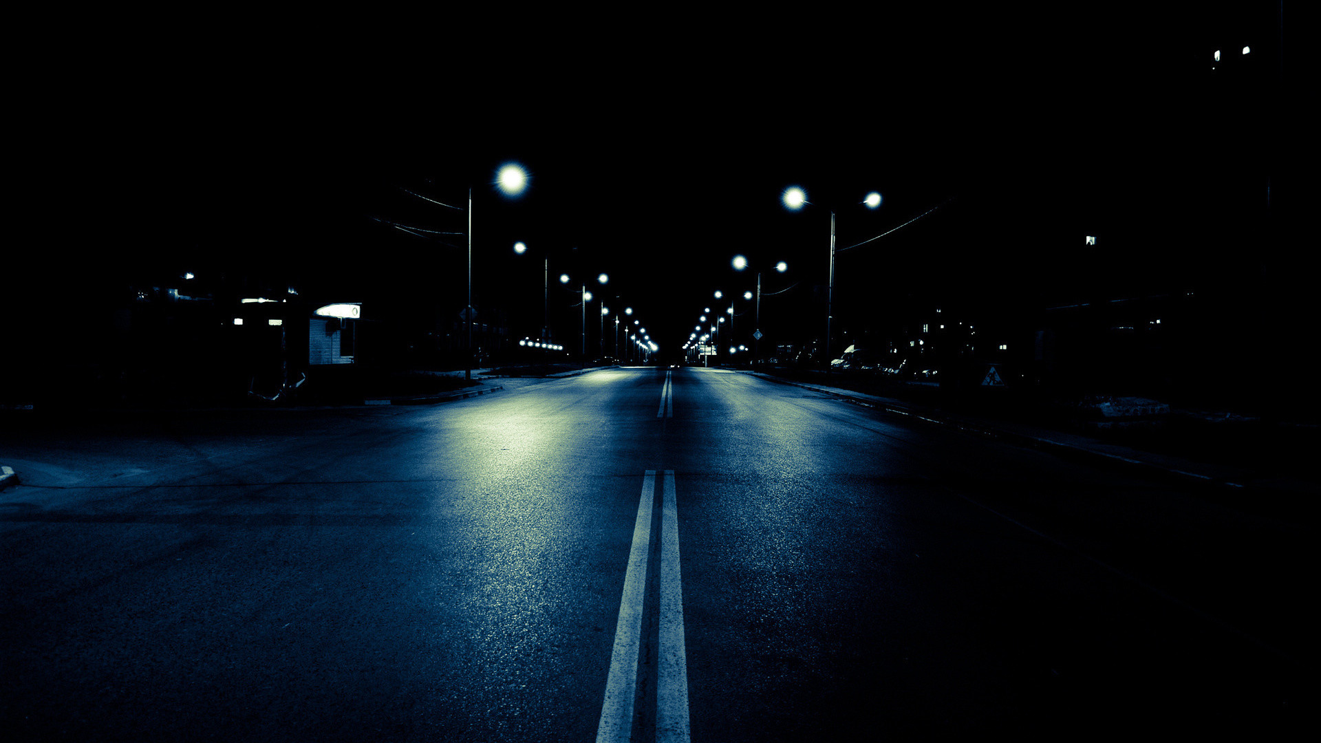 Night City Wallpapers – Sounds of the sleeping city