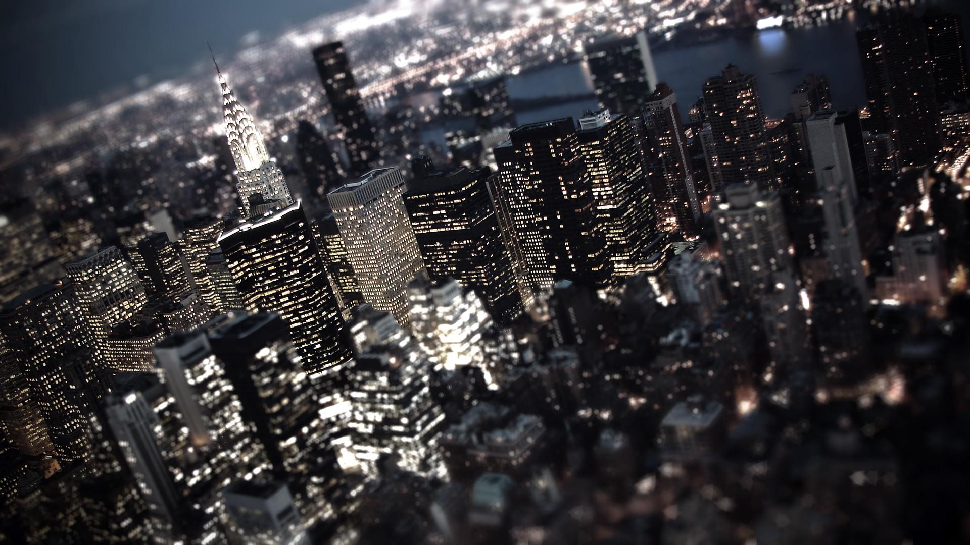 Night City Wallpaper HD 3329