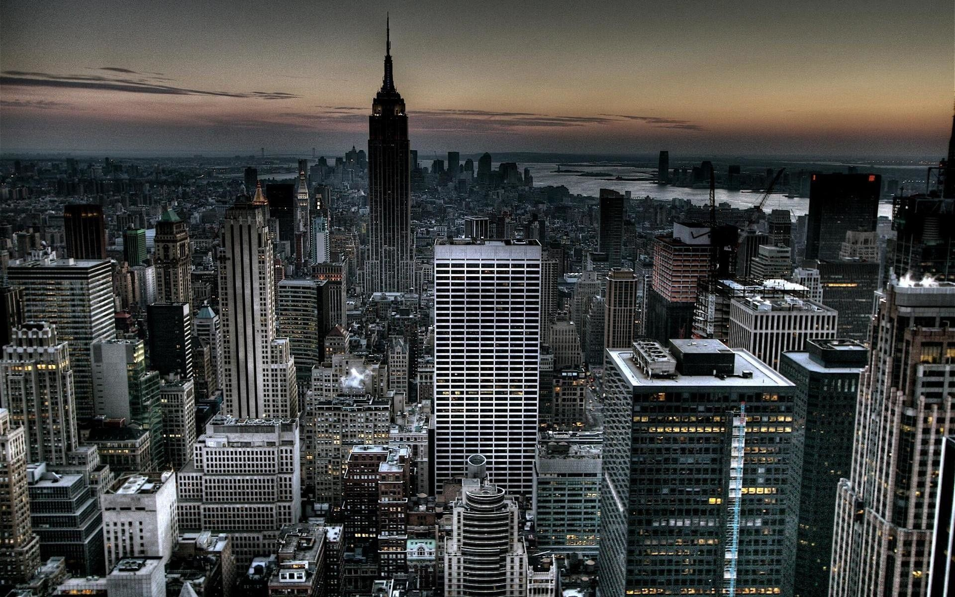 New York City Night Wallpapers – Full HD wallpaper search