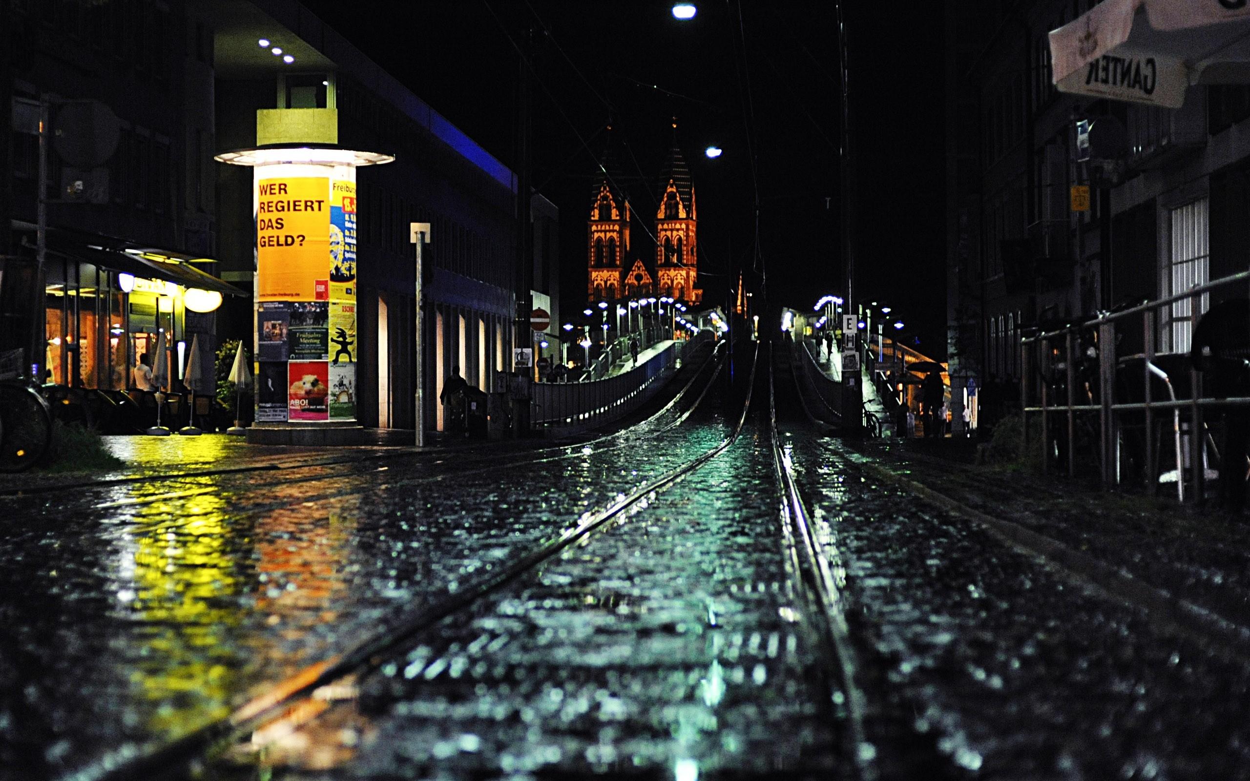 Night Rain In The City Hd Wallpapers Widescreen | sun | Pinterest  | Hd wallpaper, Wallpaper and Desktop backgrounds