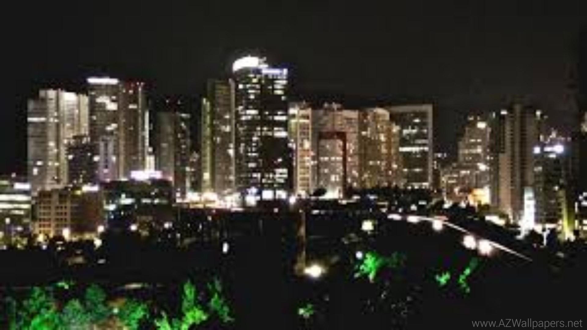 City Night Wallpaper HD – WallpaperSafari
