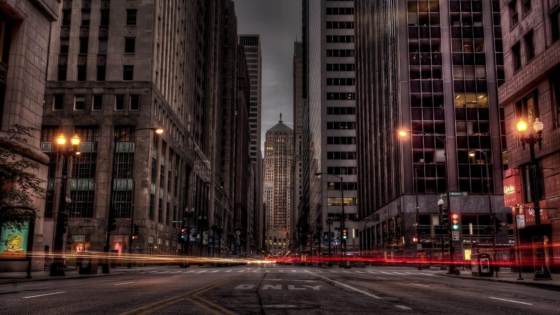 City Street World HD desktop wallpaper, City wallpaper, Light wallpaper, Street  wallpaper – World no.