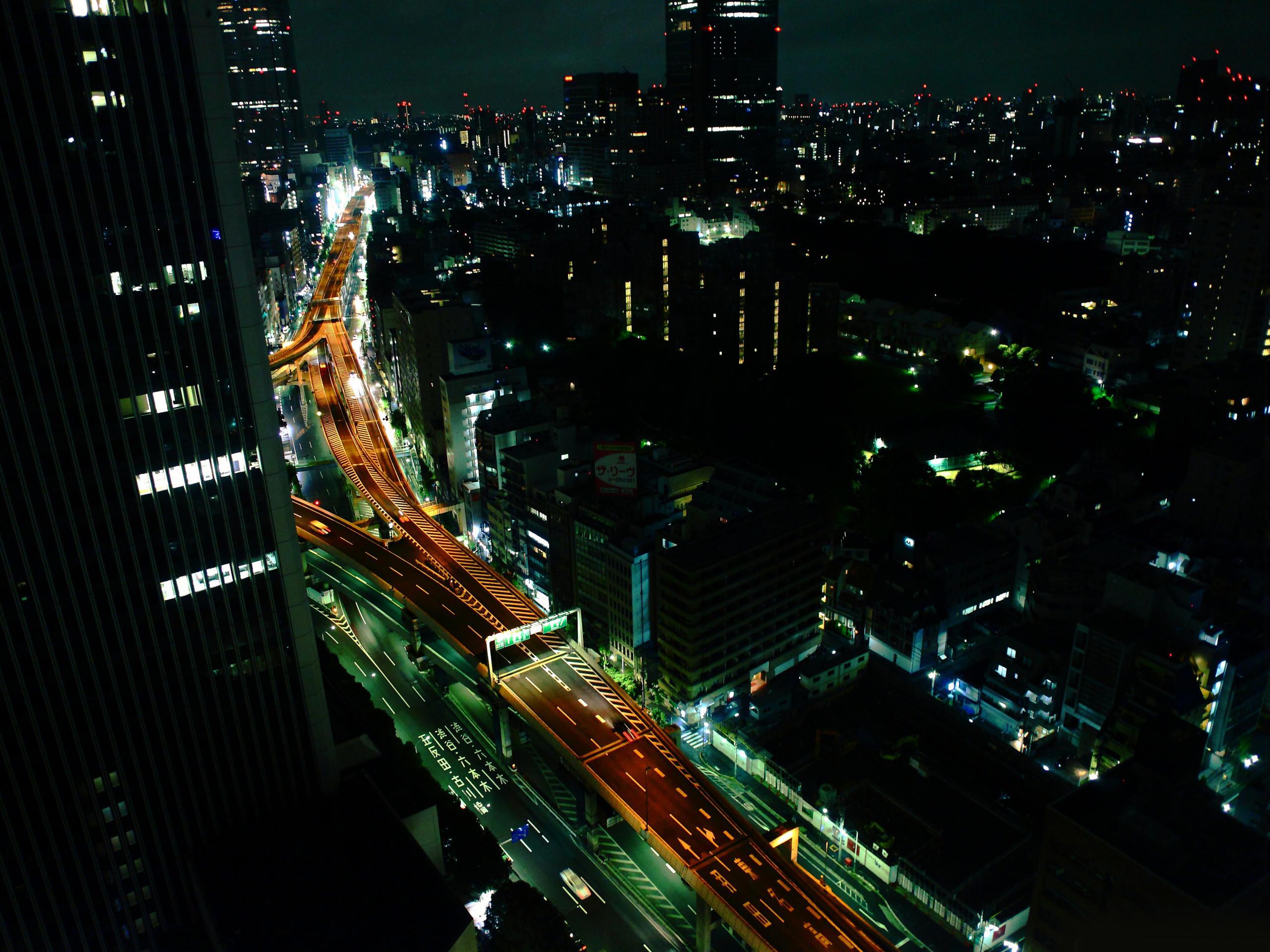 HD Urban Landscape Wallpapers · Street LightsCity LightsTokyo At NightGulliver's  …