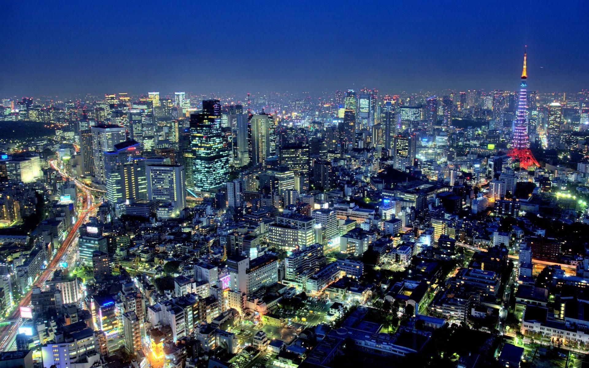 … Tokyo Wallpaper 17 …