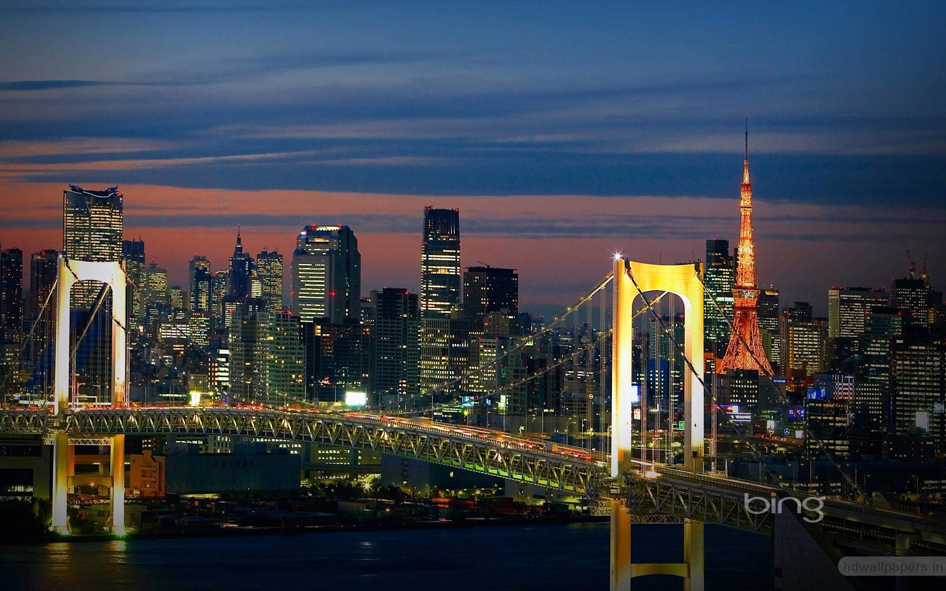 Tokyo Bridge Japan Wallpapers | HD Wallpapers