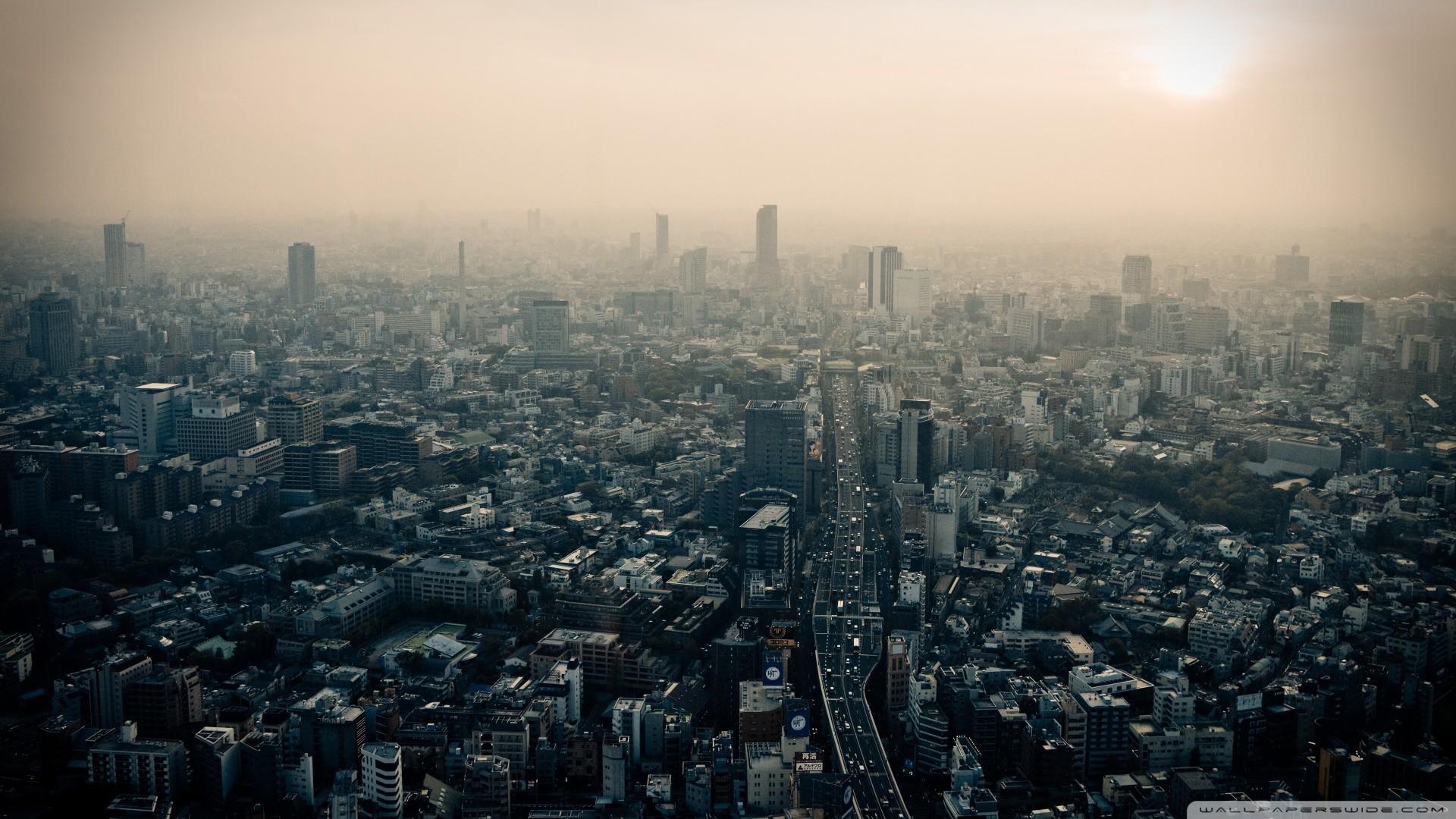 Tokyo Japan Bokeh City HD desktop wallpaper High Definition