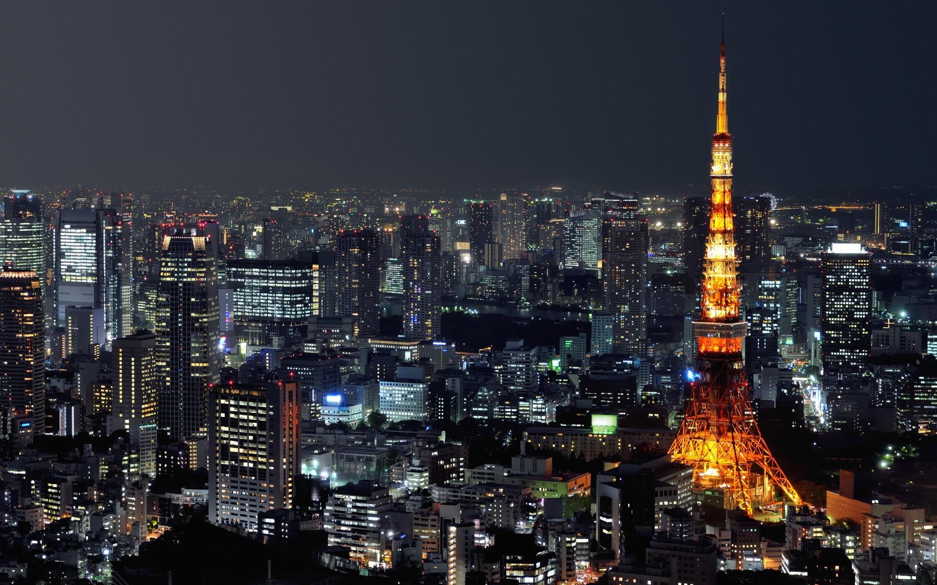 Tokyo Wallpaper Full Hd