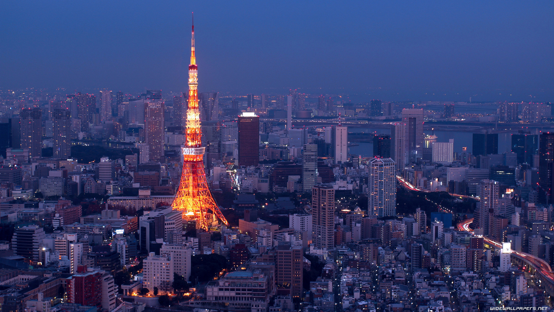 Tokyo wide wallpapers and HD wallpapers
