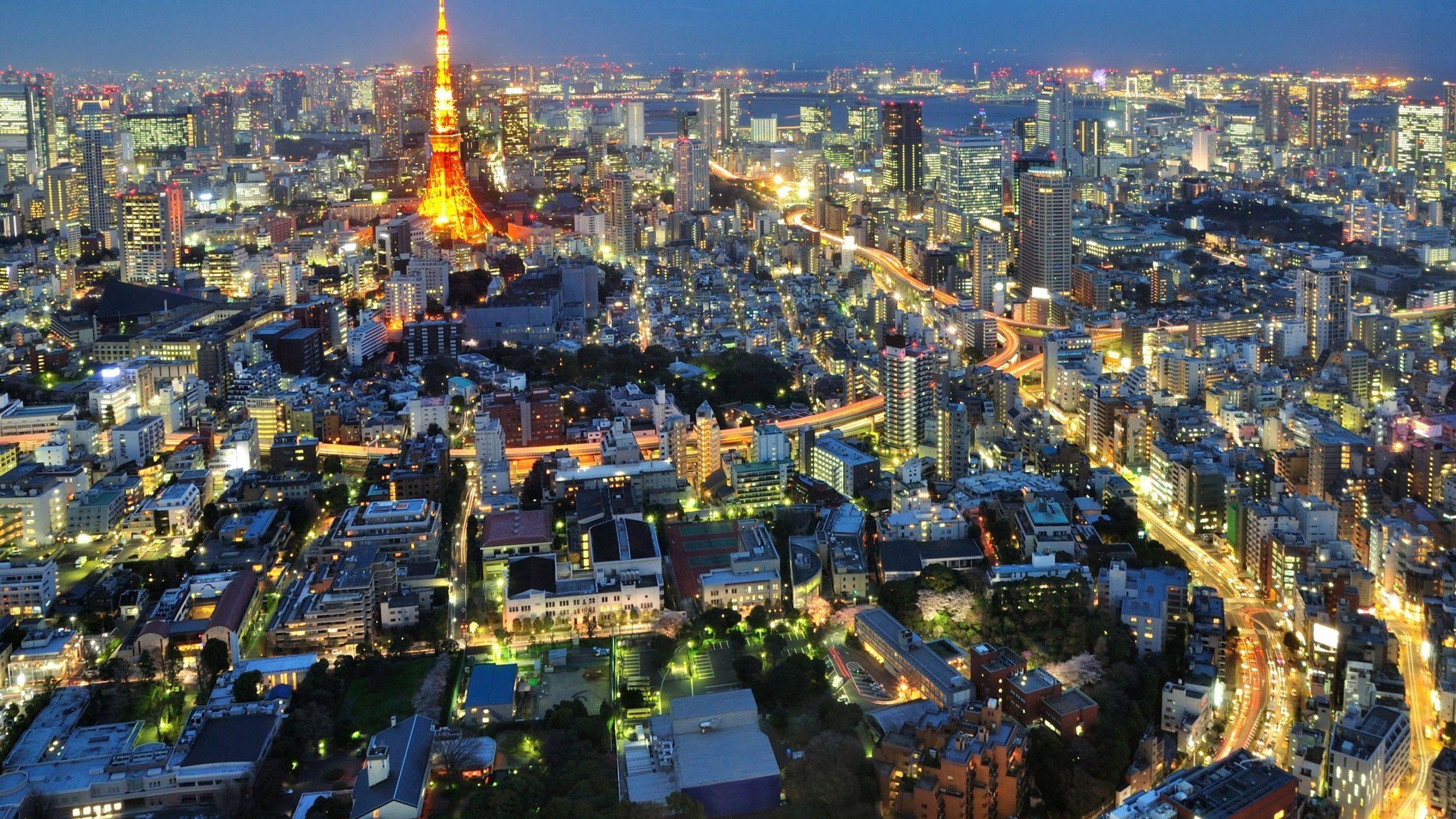 HD Quality Tokyo City Desktop Widescreen Wallpaper HD 9 .