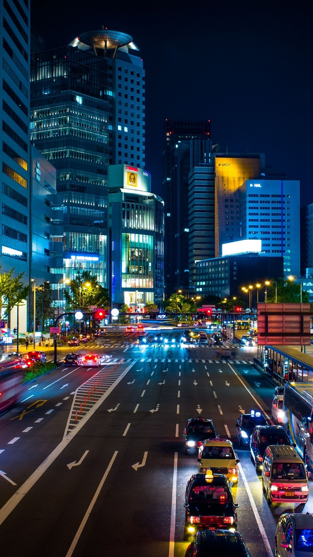 Tokyo Hd Wallpapers for iPhone