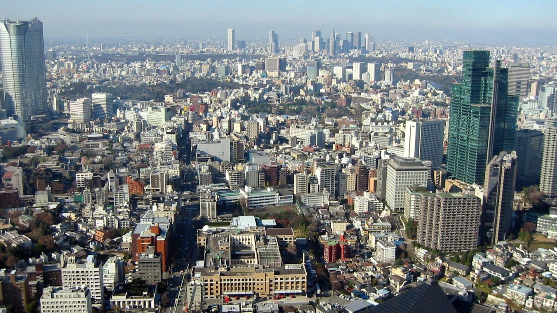 Tokyo Skyline Wallpaper High Quality As Wallpaper HD