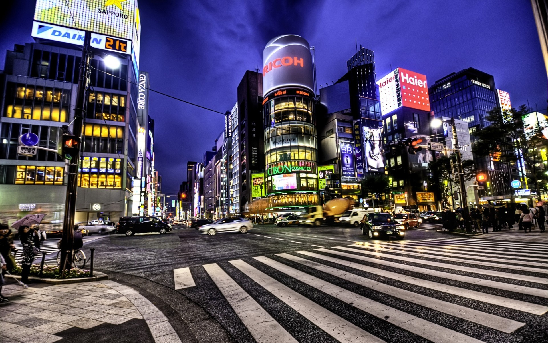 Man Made – Tokyo Wallpaper