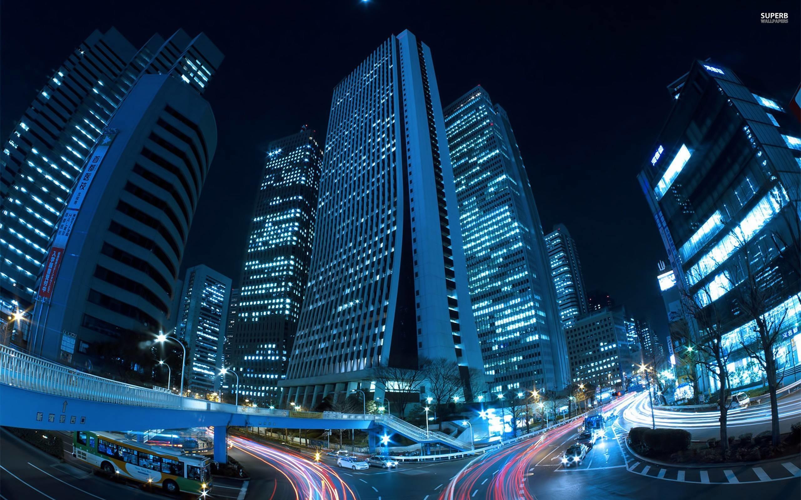 Tokyo Night Wallpapers High Resolution As Wallpaper HD