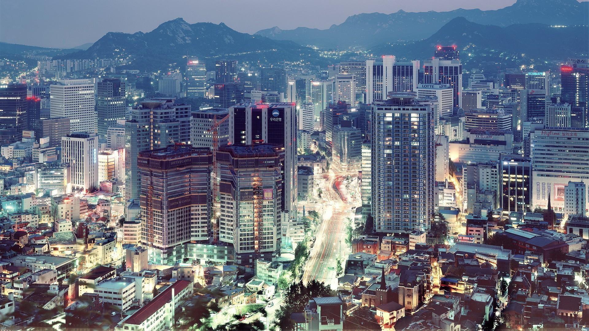 … Seoul Wallpaper Seoul Wallpaper