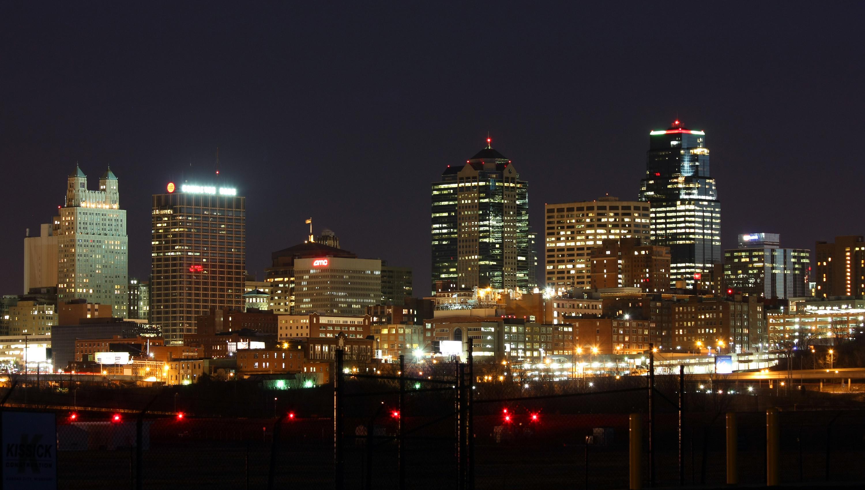 Kansas City Skyline Cool Wallpapers