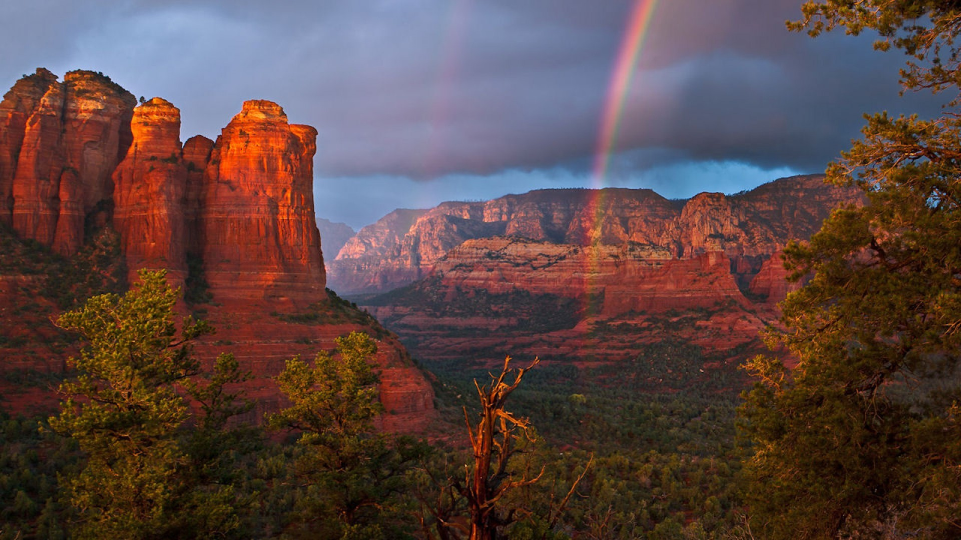 widescreen sedona wallpapers pc