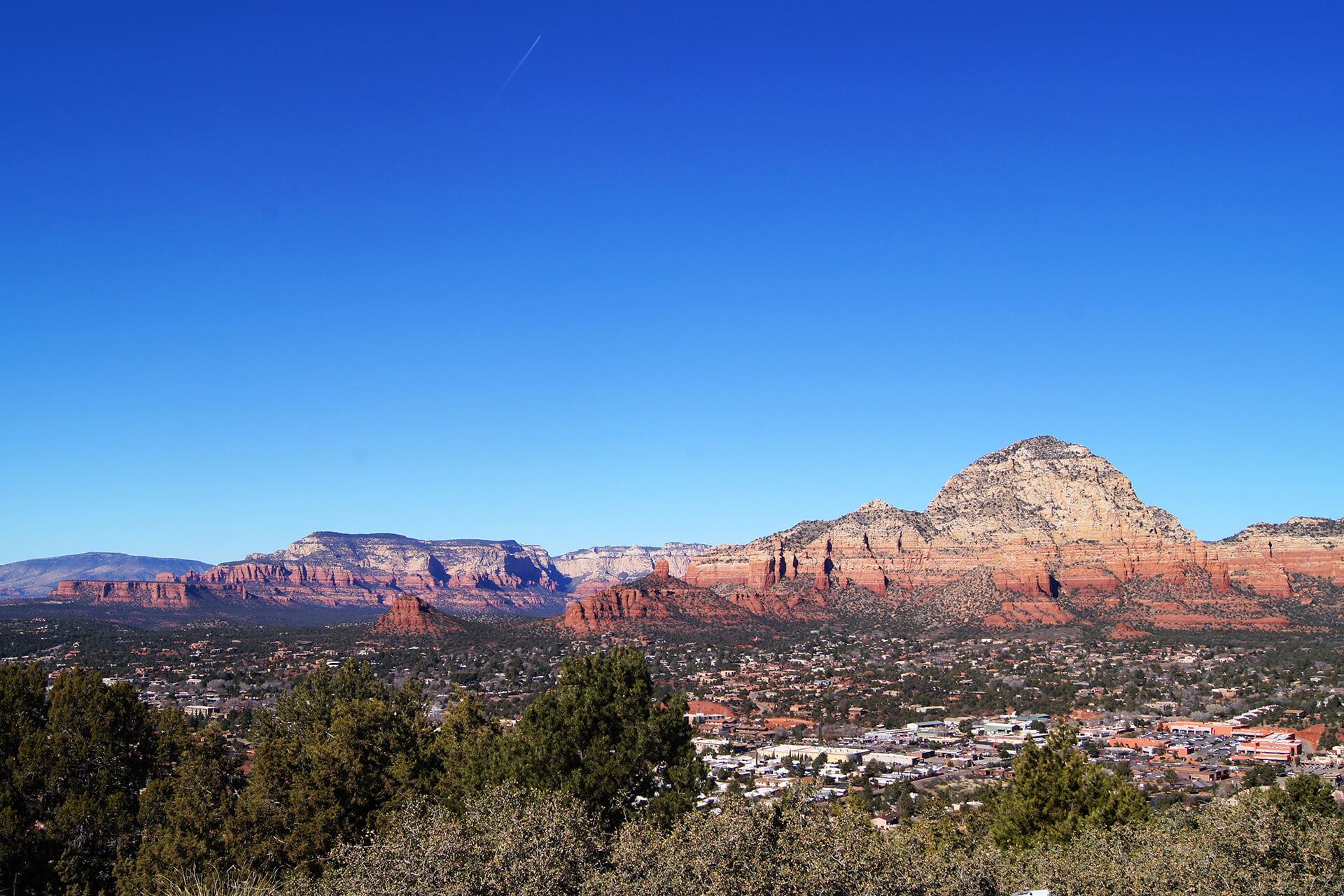 Sedona Arizona Landscape Desktop Wallpaper 61816