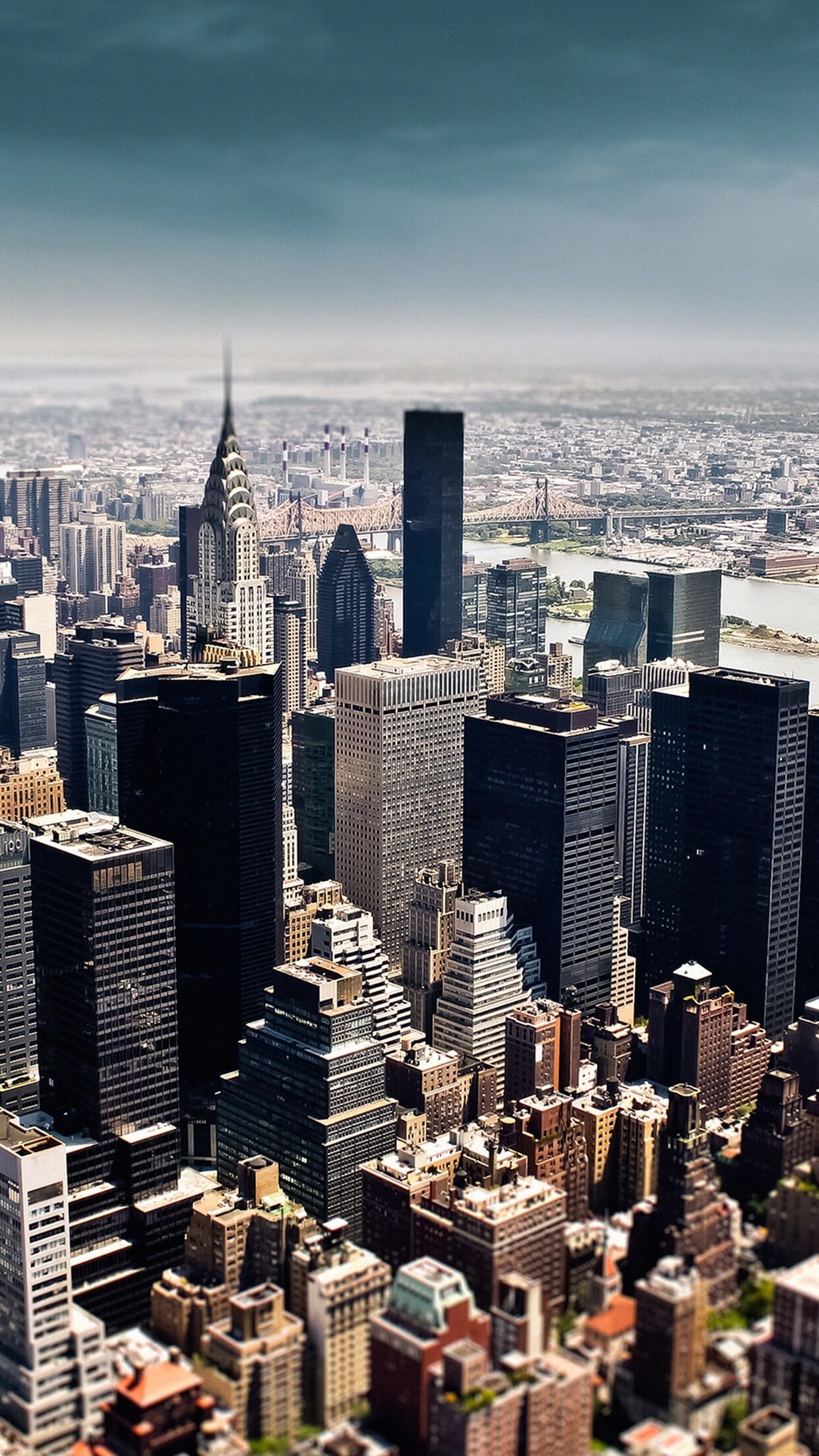 How to download New York City iPhone Wallpaper HD:-