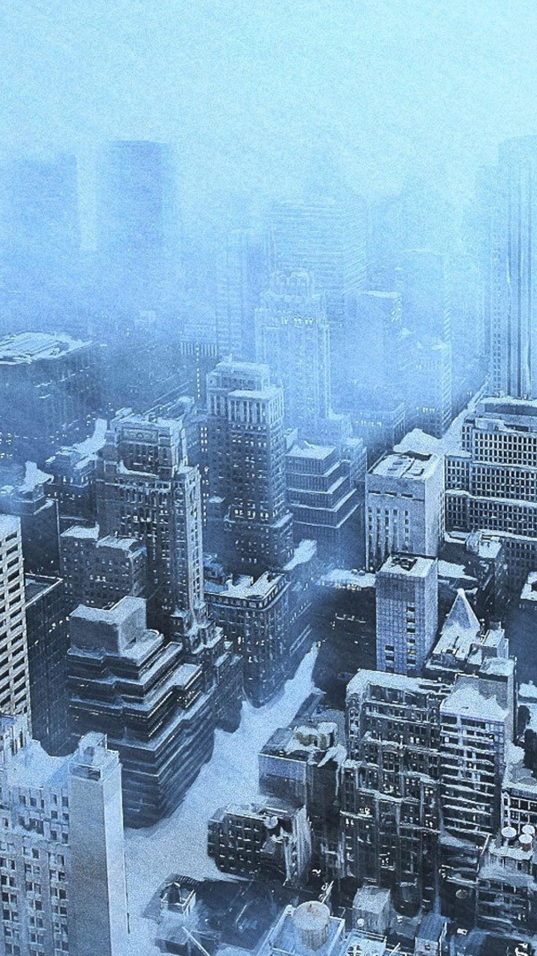 Winter snow new york city wallpaper | (13613)