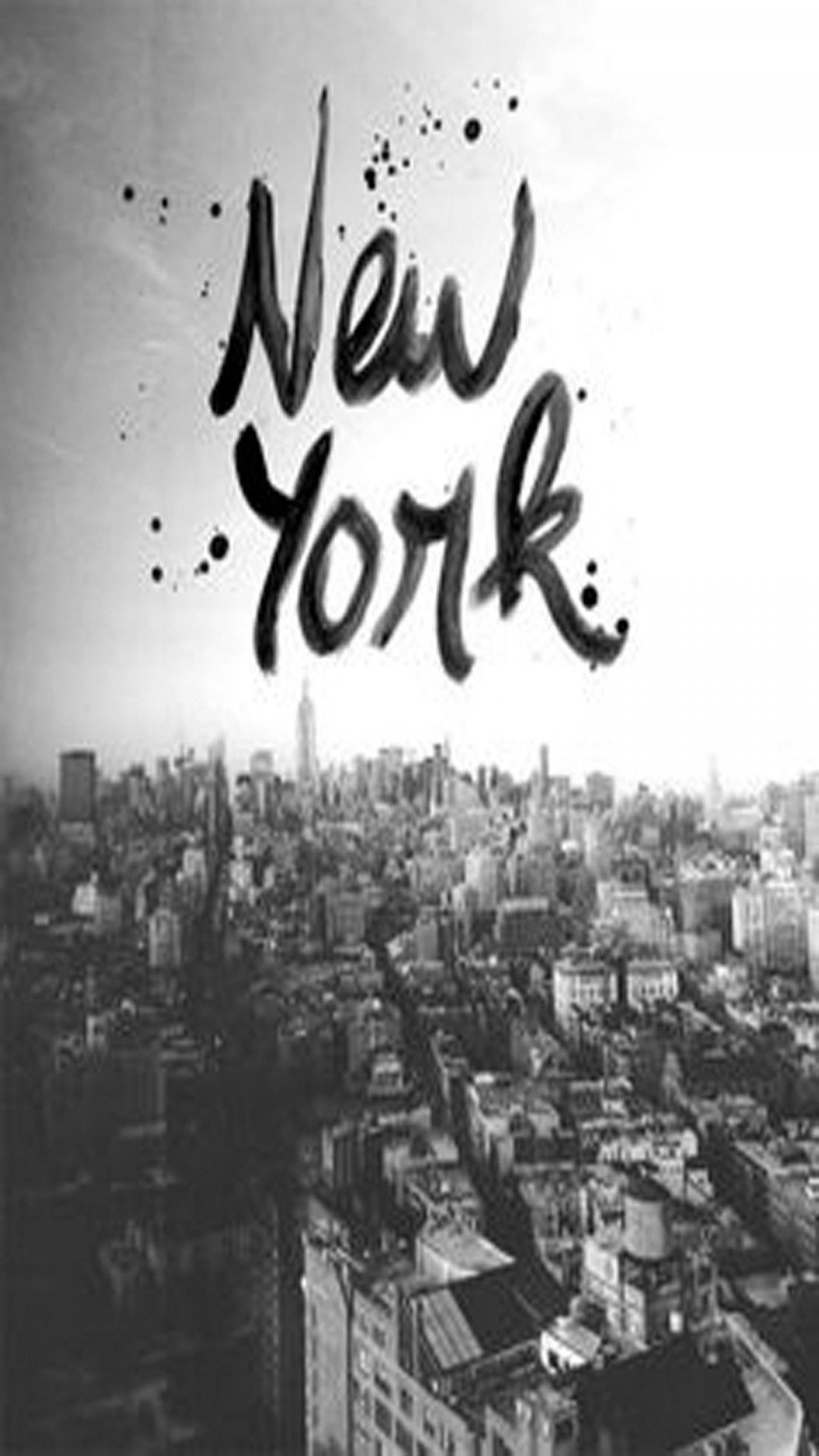 75 New York Wallpaper For Iphone