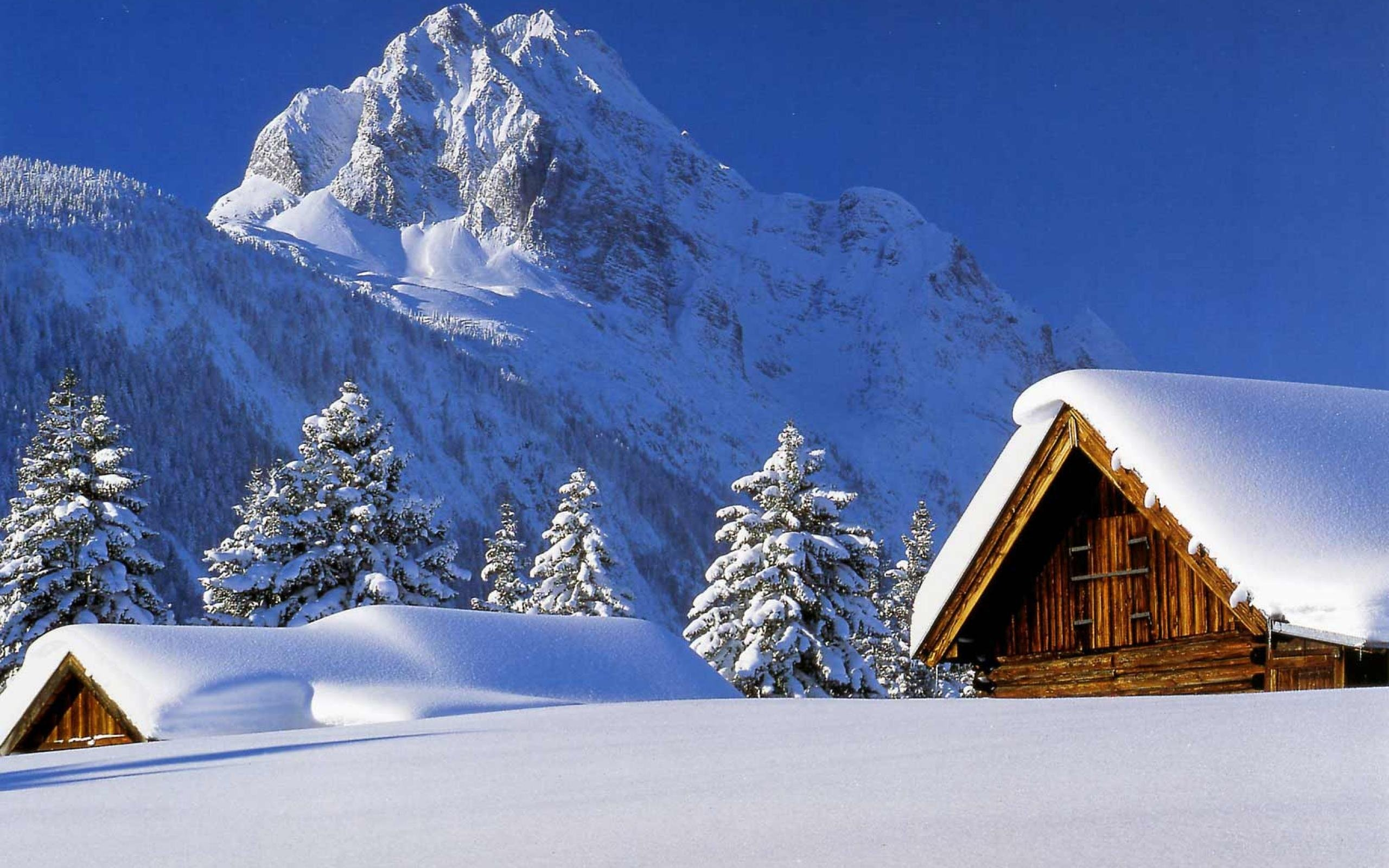 Winter Season Wallpapers One HD Wallpaper Pictures Backgrounds 2560×1600