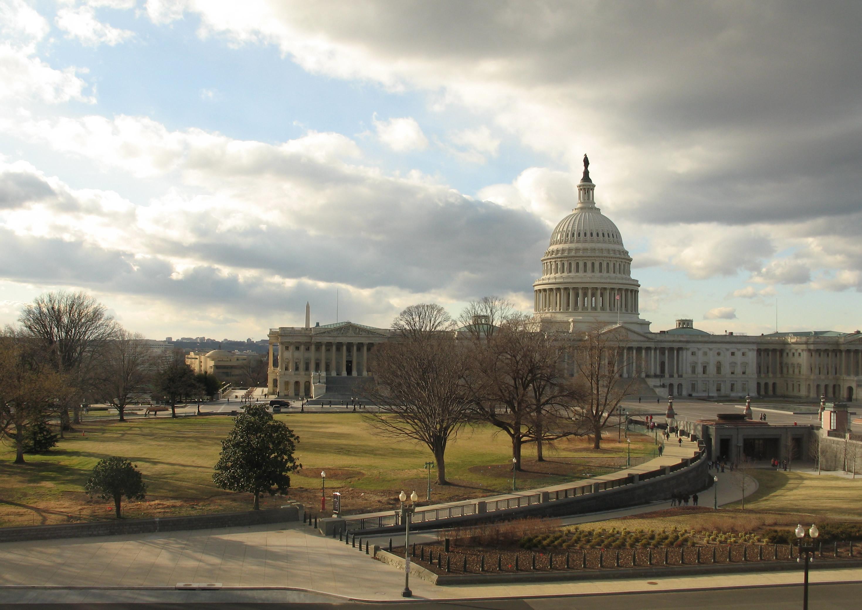 Washington DC Capitol Wallpaper