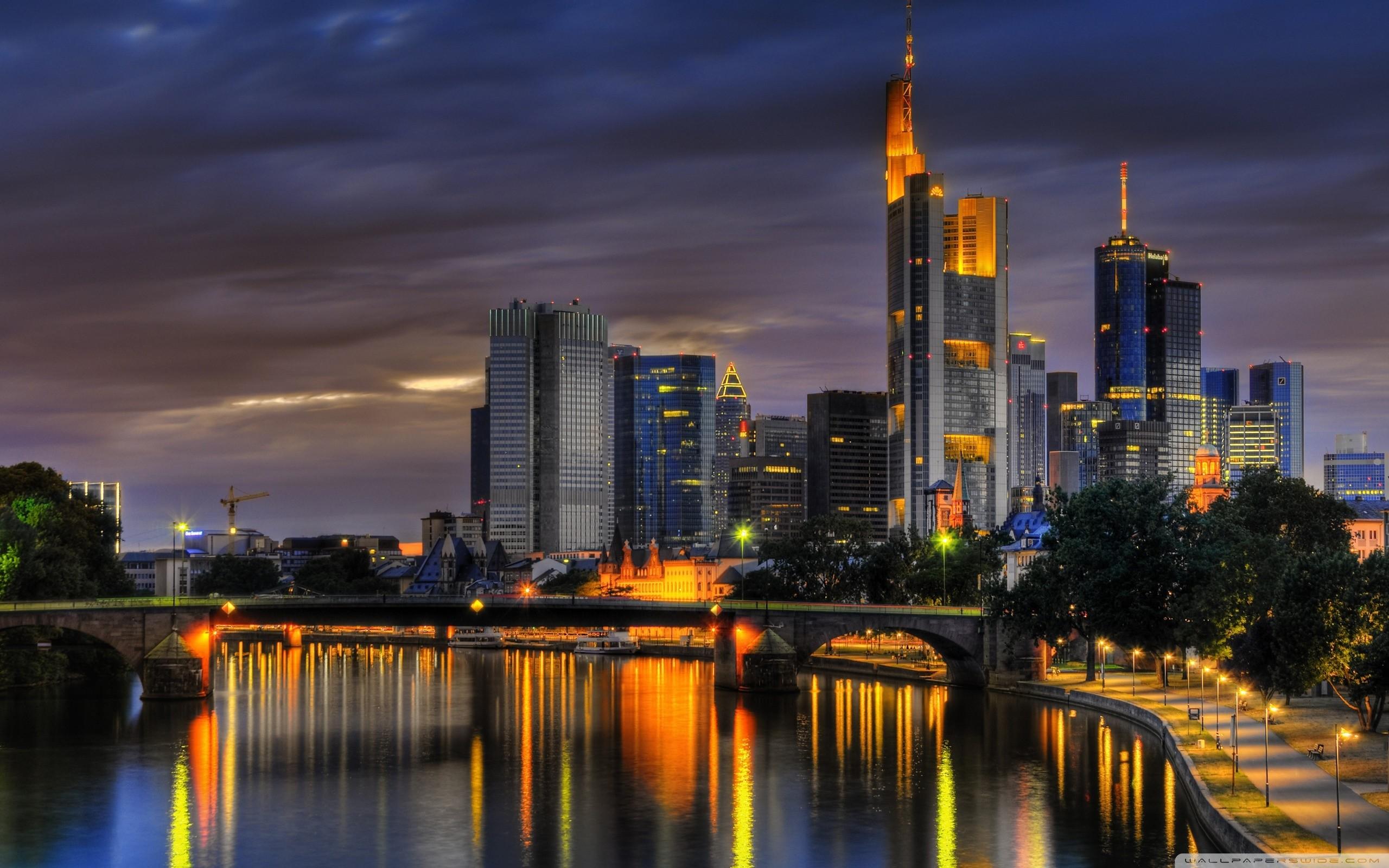 Frankfurt Wallpaper