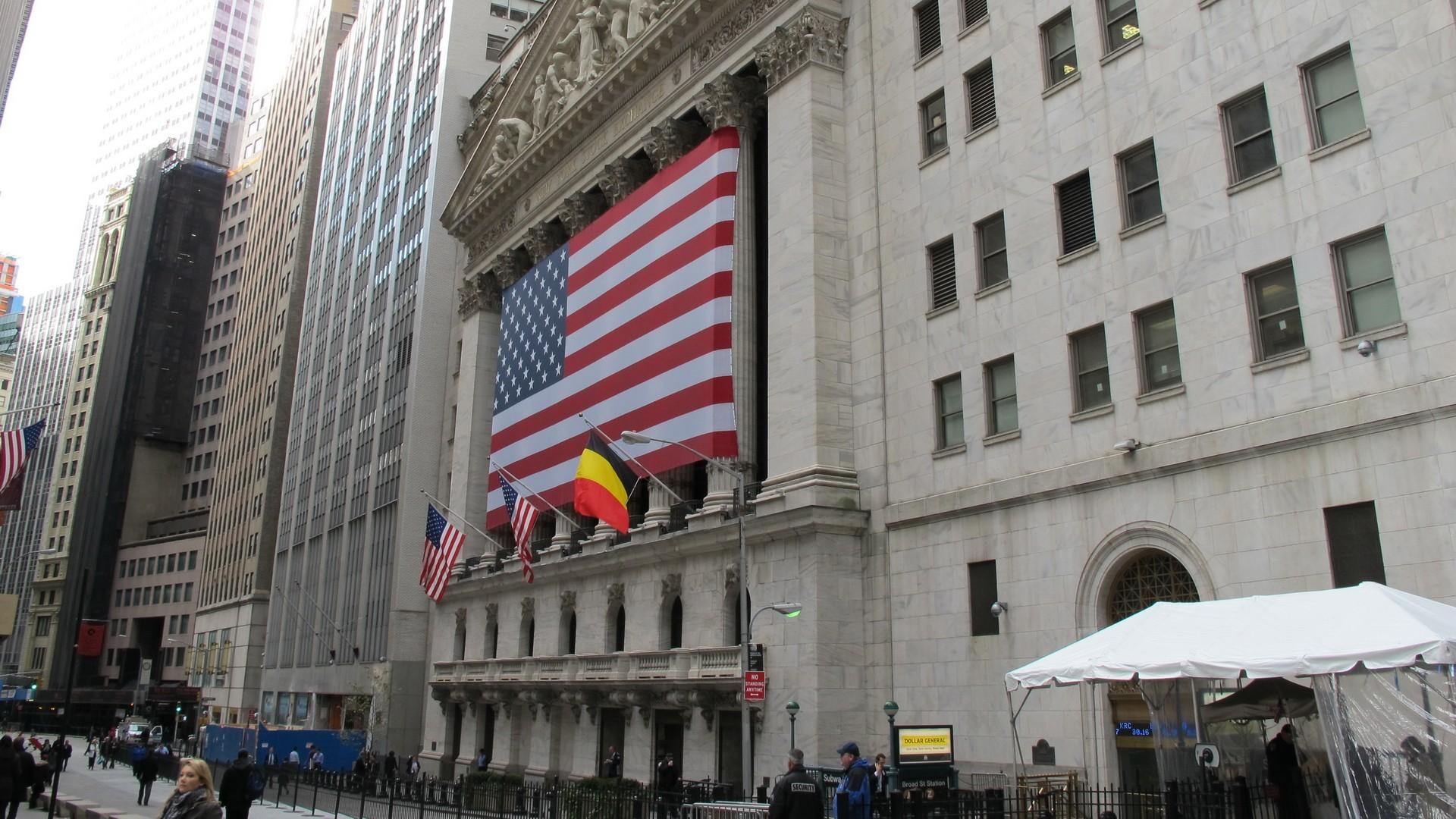 Amazing Wall Street HQ Wallpaper