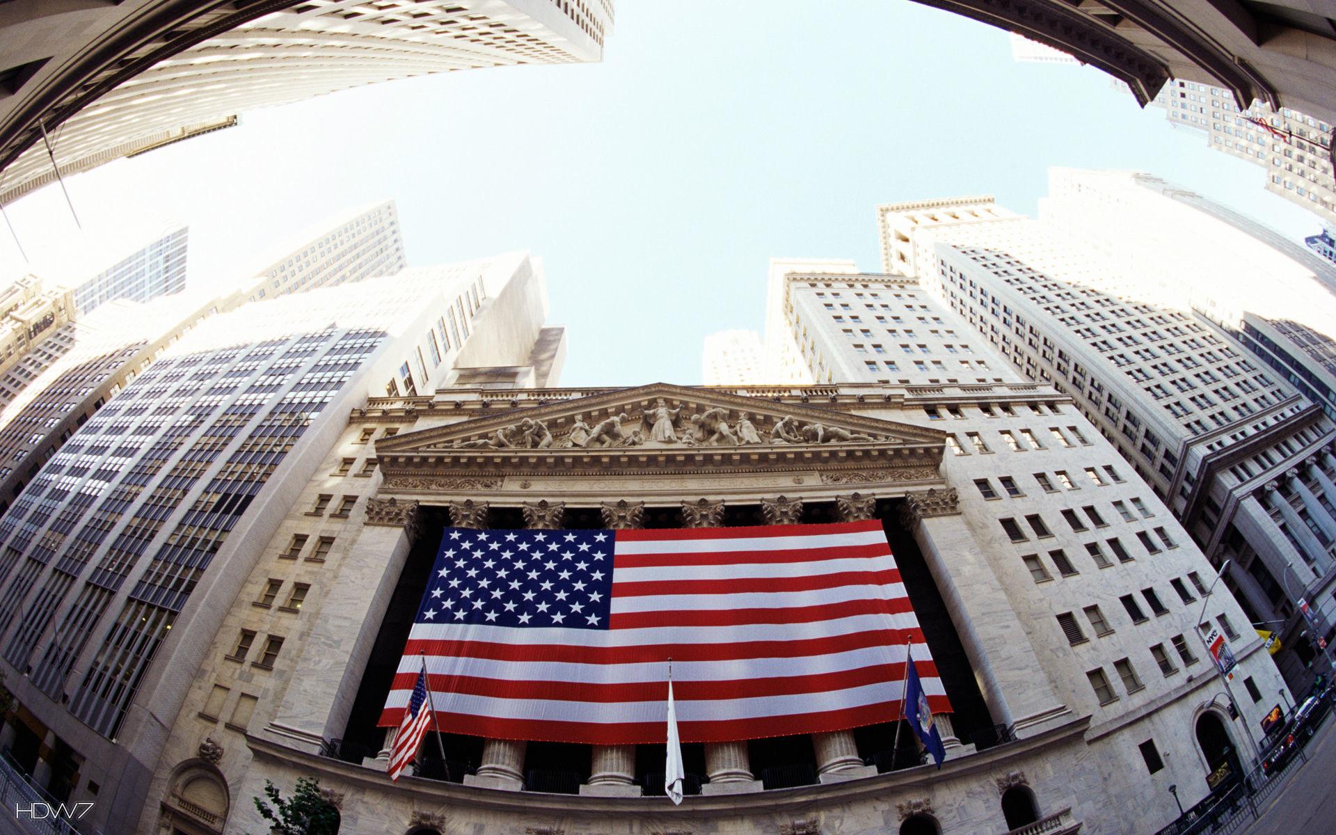 wall street new york city financial district