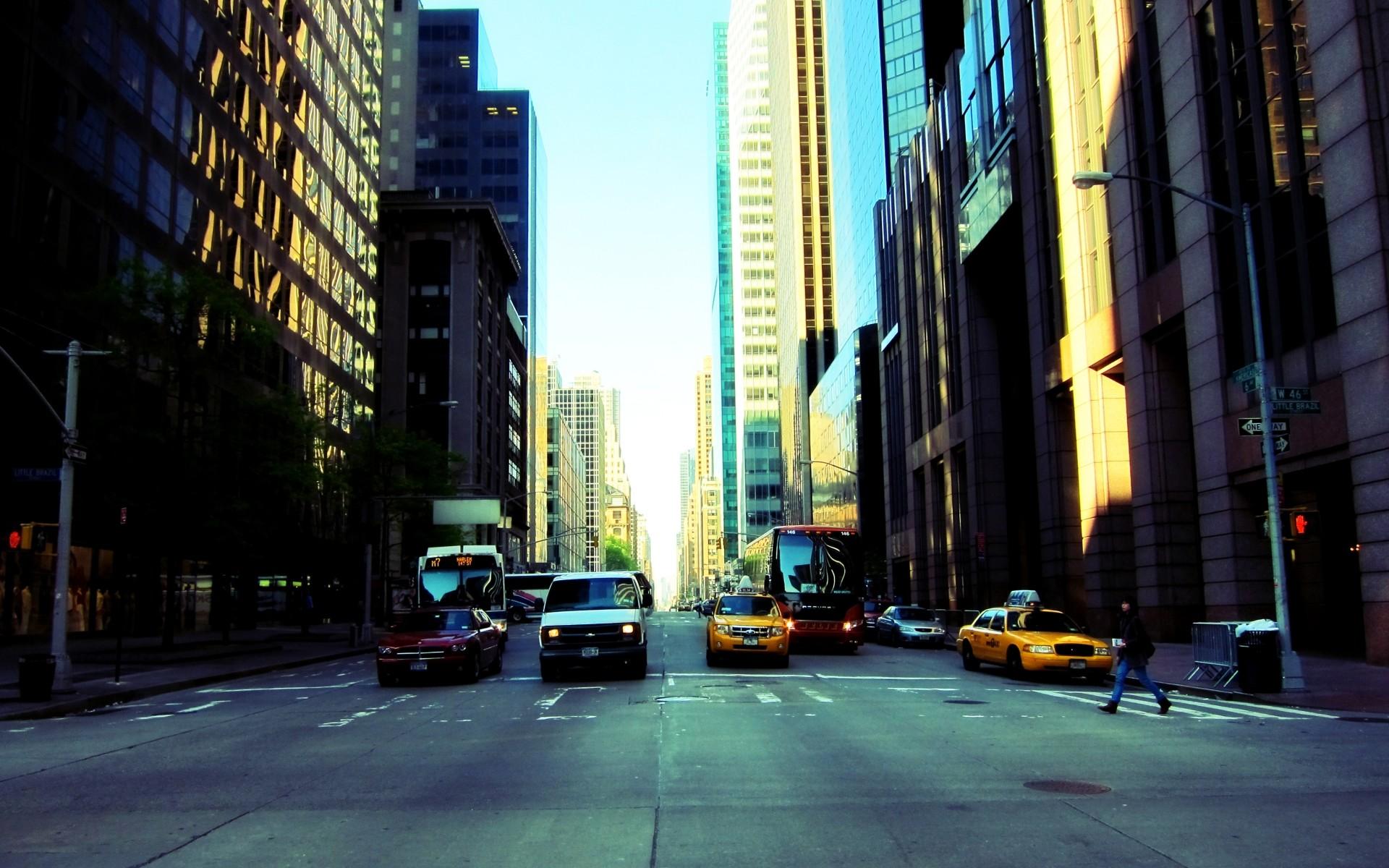 Wall Street HD Wallpaper · Avenue HD Wallpaper