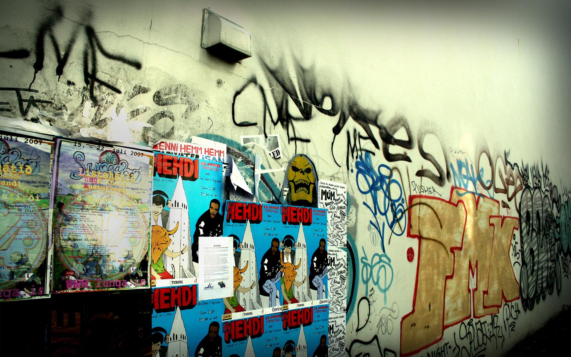 Urban Landscape Wallpaper 21