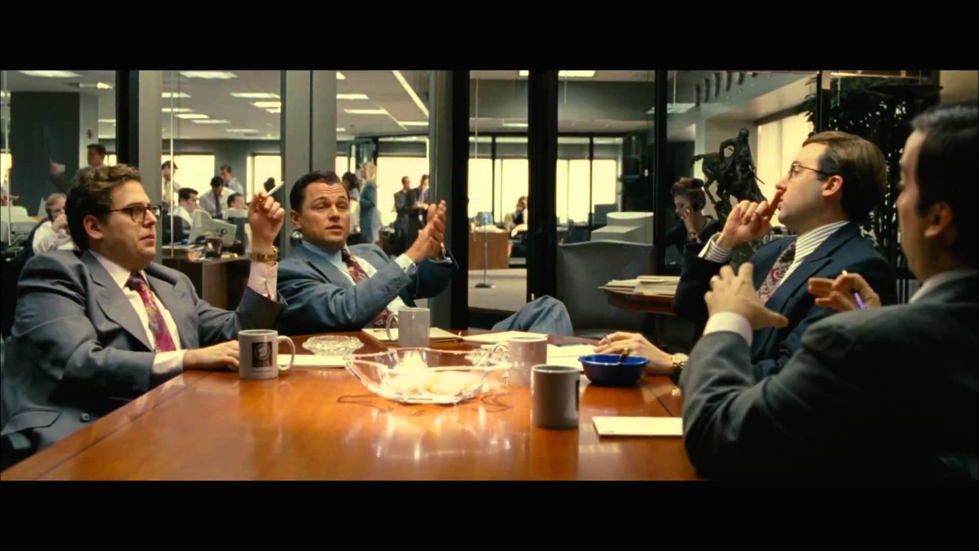 El lobo de Wall Street (The Wolf of Wall Street) РTrailer espa̱ol HD Р YouTube