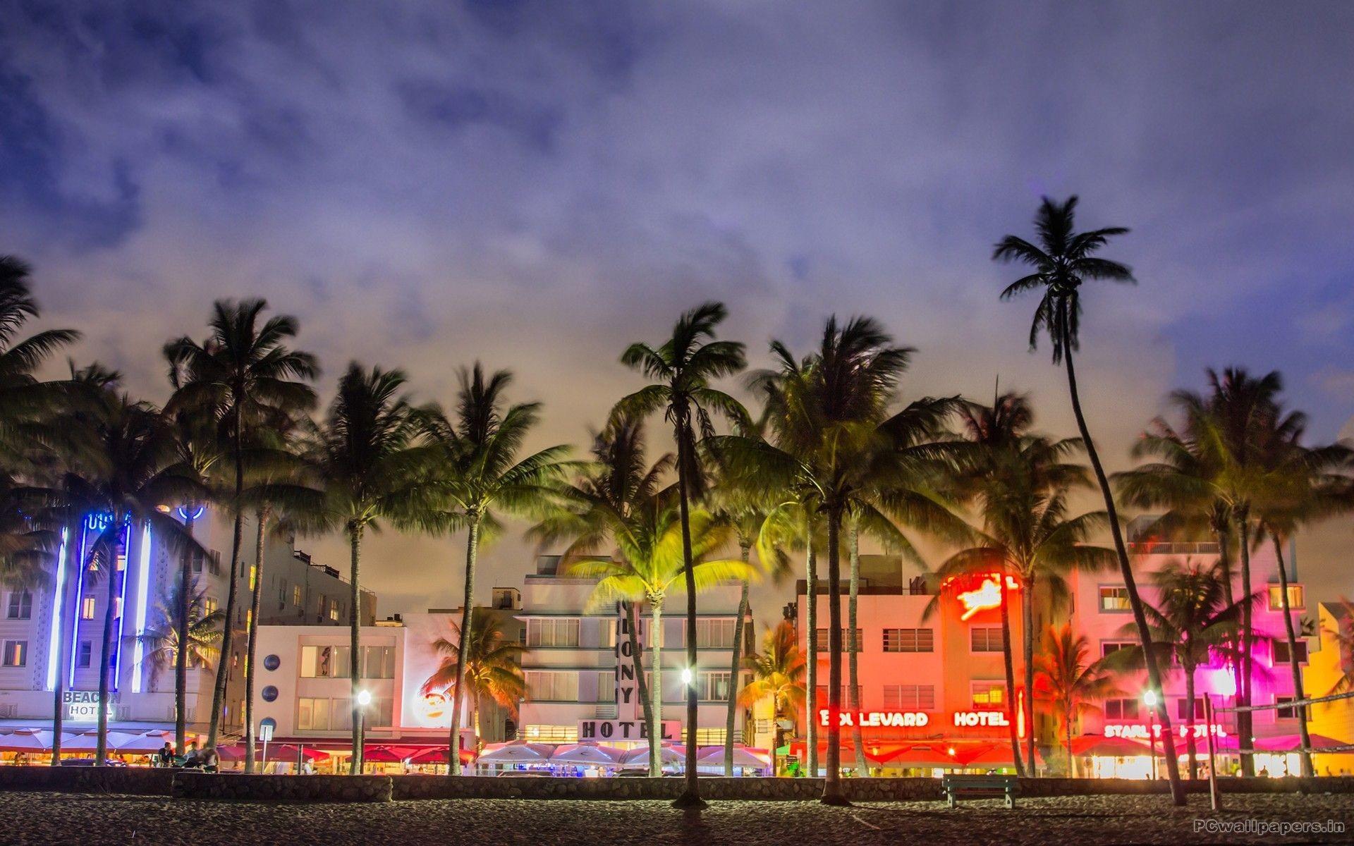 V.37 Miami Wallpaper – Miami Images
