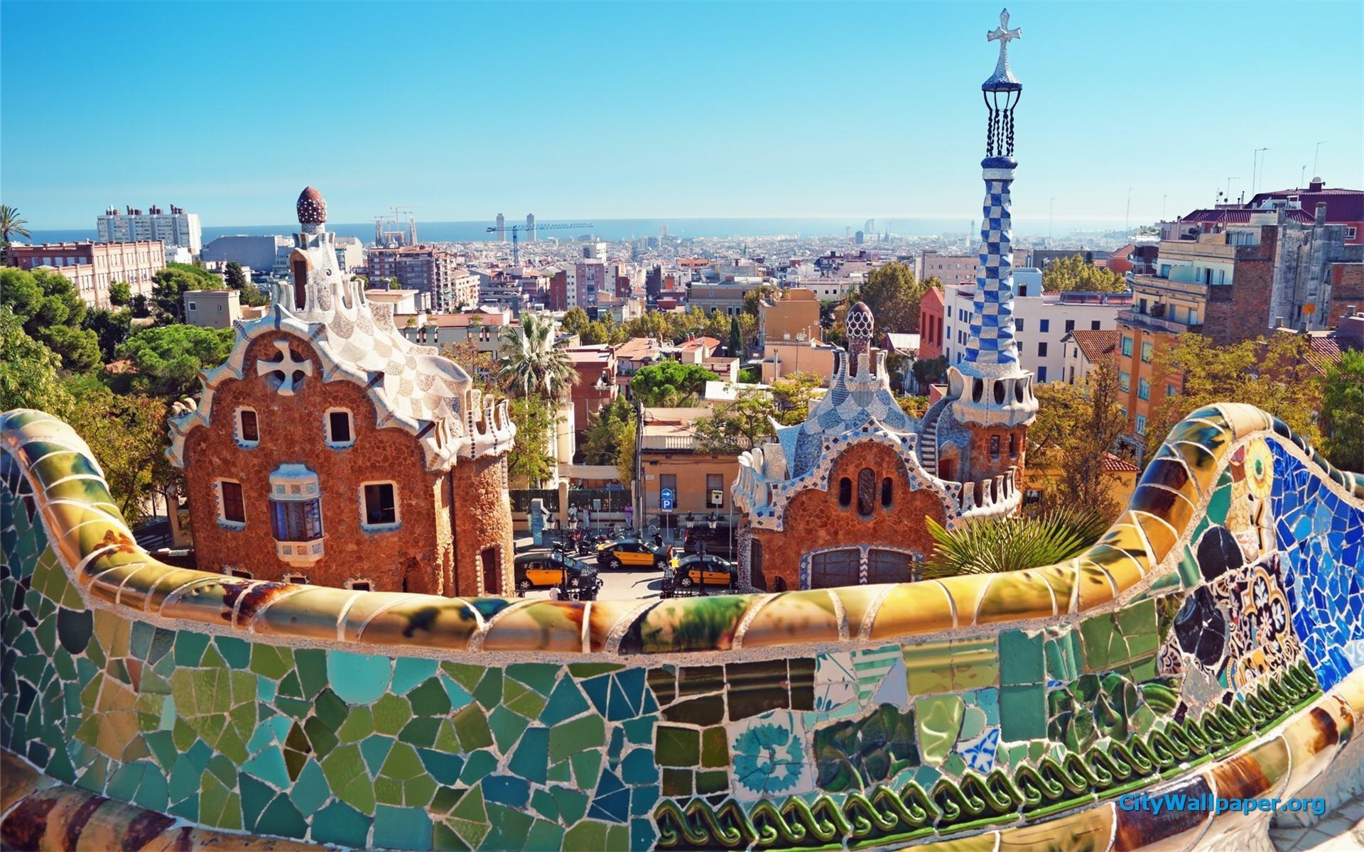 Beautiful Barcelona Wallpaper