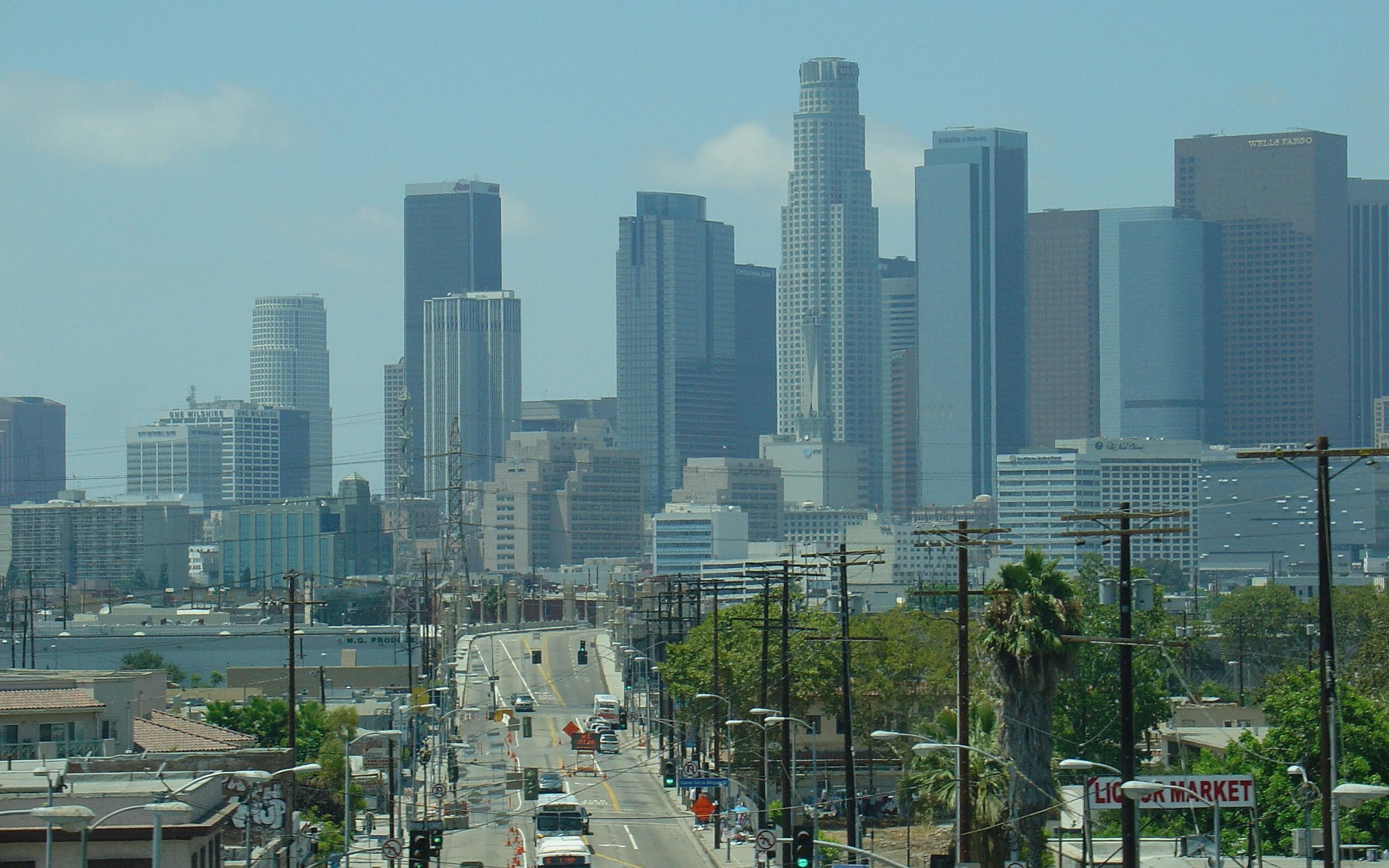 Los Angeles new photos