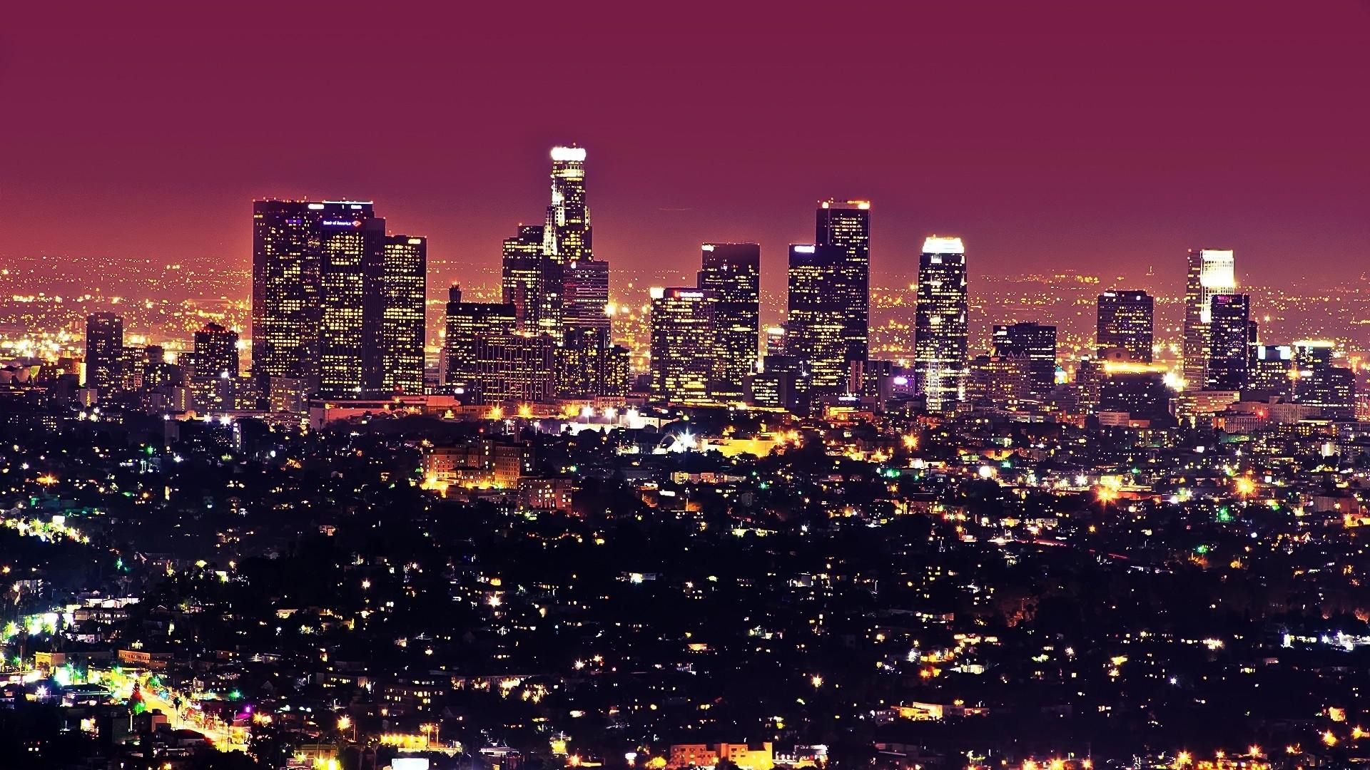 Los Angeles 4K Ultra Hd Wallpaper For Desktop