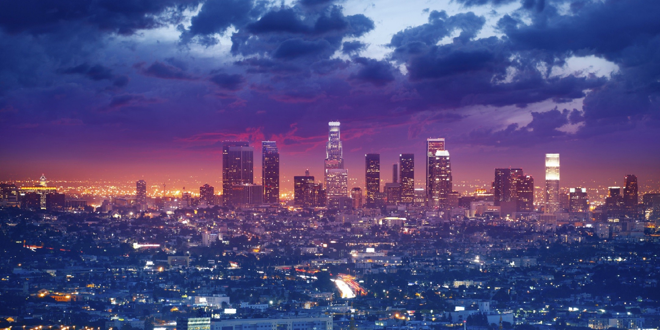 Los Angeles Wallpaper For Computer