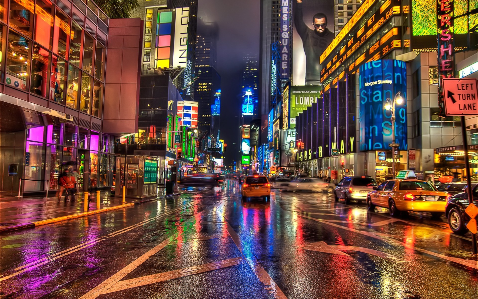 Full HD p City lights Wallpapers HD Desktop Backgrounds 1920×1200