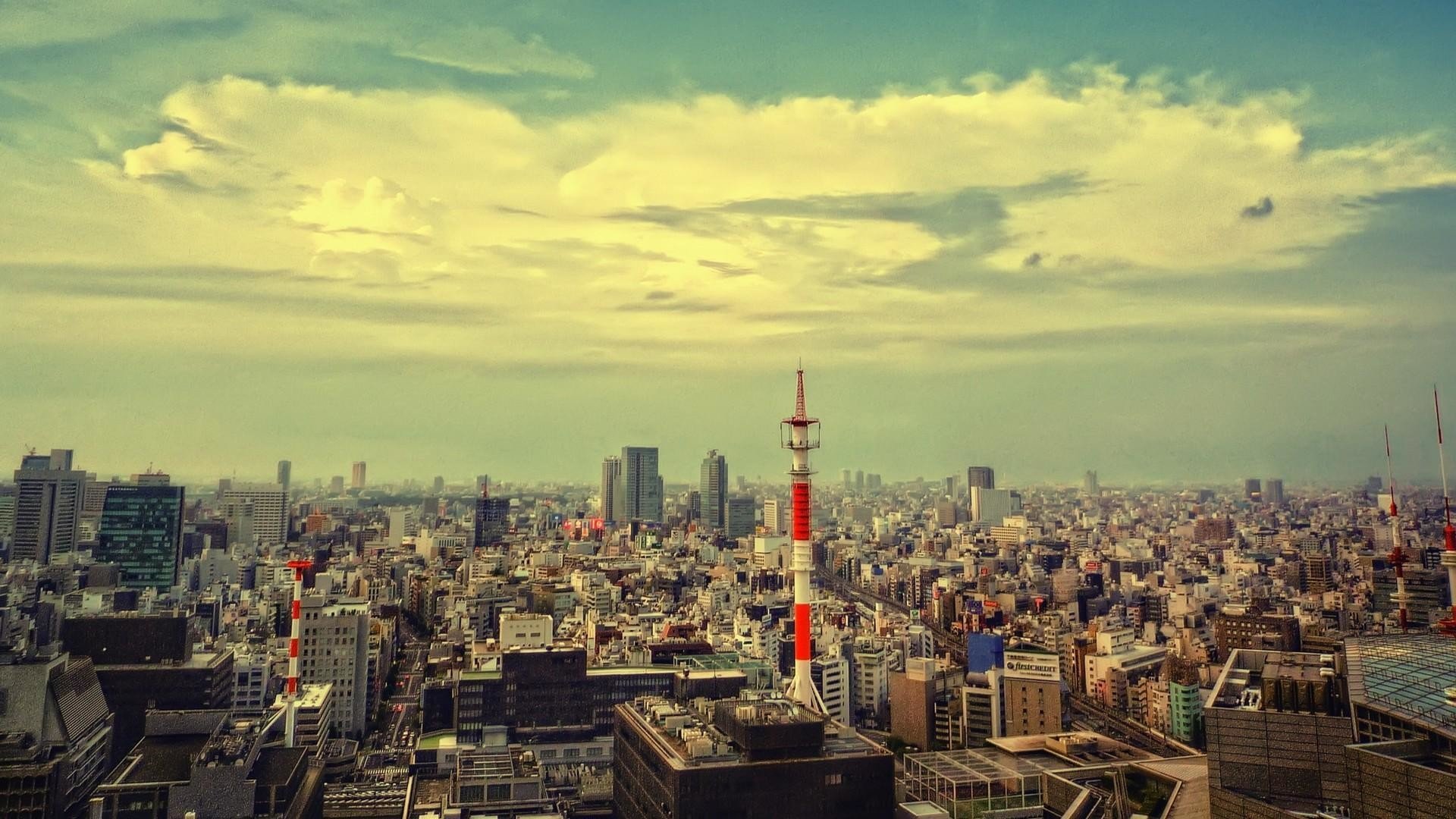 City Skyline wallpaper 177858