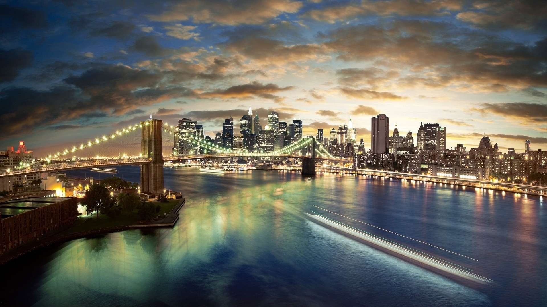 HD City Skyline Wallpapers