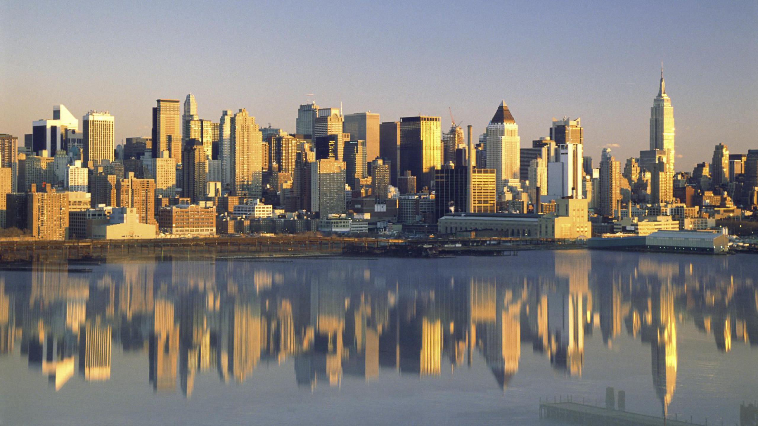 Skyline New York City wallpaper wallpaper free download 1920×1080 New York Skyline  Wallpaper (